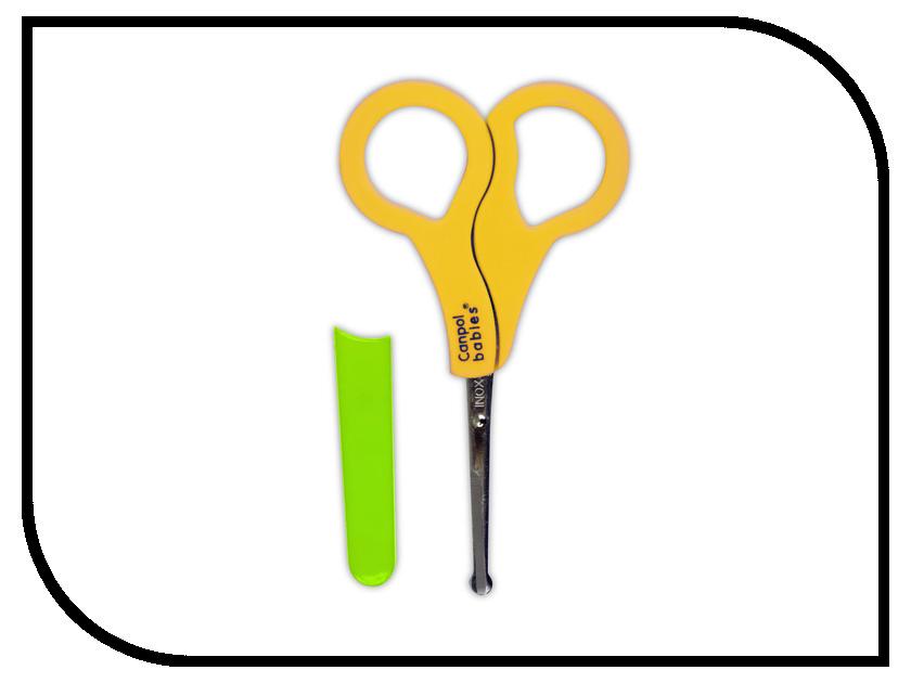 Детские ножницы Canpol 2/809 Yellow 250930589