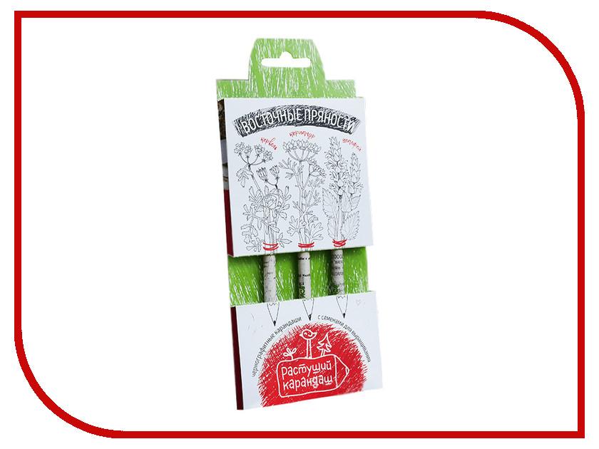 Растение Растущий карандаш Восточные пряности чернографитные 3шт RK-01-03-05 растение растущий карандаш восточные пряности чернографитные 3шт rk 01 03 05