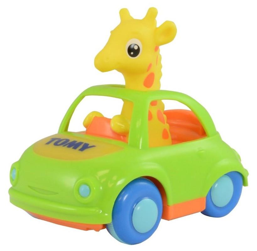 Игрушка Tomy Веселый жираф водитель E72201 игрушка для ванной tomy водный дракон то72356