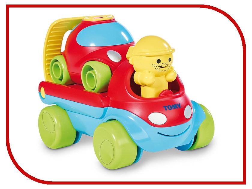 Игрушка Tomy Заводи и гоняй E72422 игрушка tomy найди яйцо tomy
