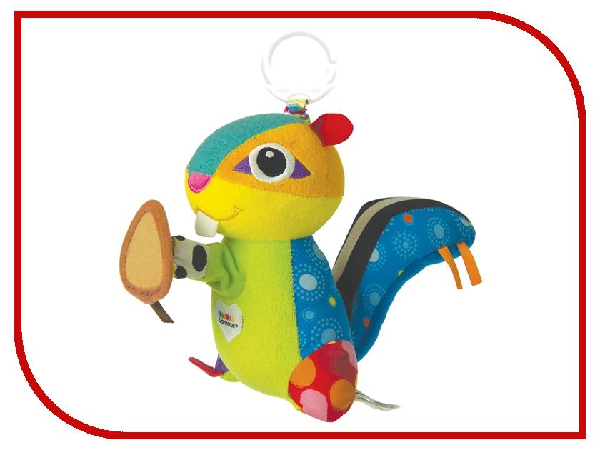 Игрушка Tomy Lamaze Бурундучок Макс L27578 tomy игрушка с присоской на стульчике веселые утята tomy lamaze