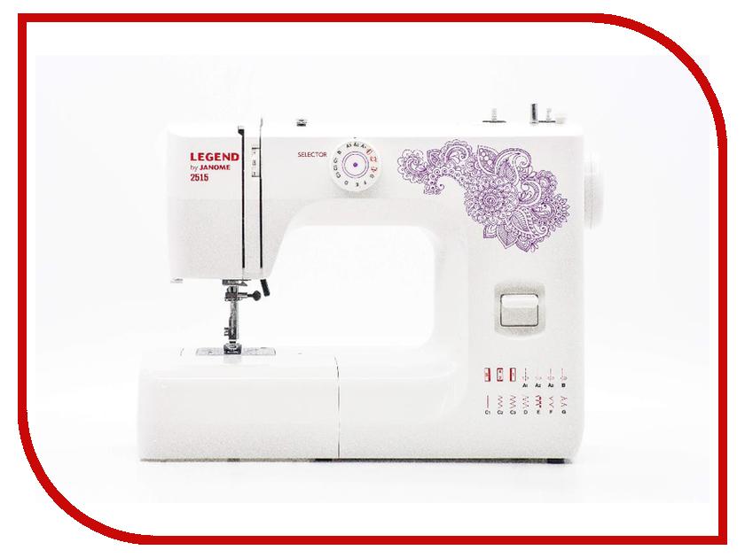Швейная машинка Janome 2515 швейная машинка janome dc 2030