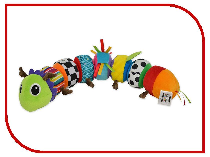 Игрушка Tomy Lamaze Гусеница Меняй и собирай L27244 tomy lamaze ночник детский сова tomy lamaze