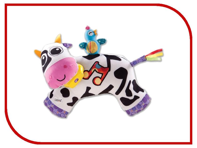 Игрушка Tomy Lamaze Музыкальная Коровка LC27560 игрушка tomy lamaze собачка пиппи то27625