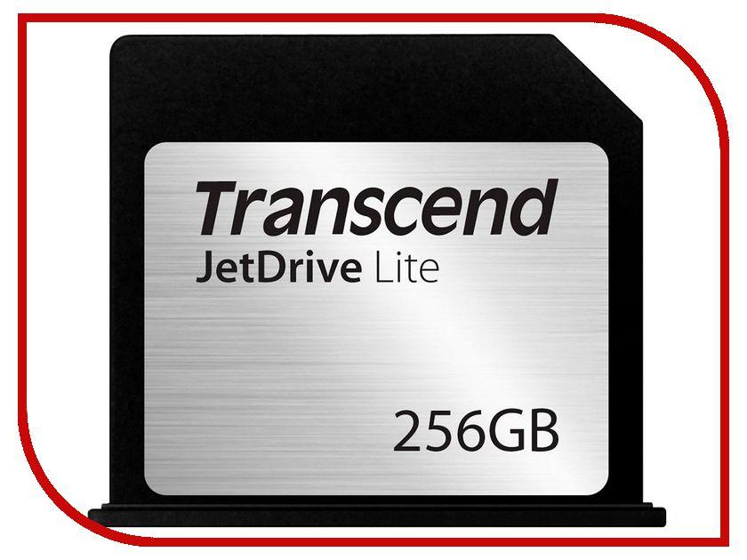 Карта памяти 256Gb - Transcend JetDrive Lite TS256GJDL130 карта памяти 128gb transcend jetdrive lite 130 ts128gjdl130 для macbook air 13 l10 e14