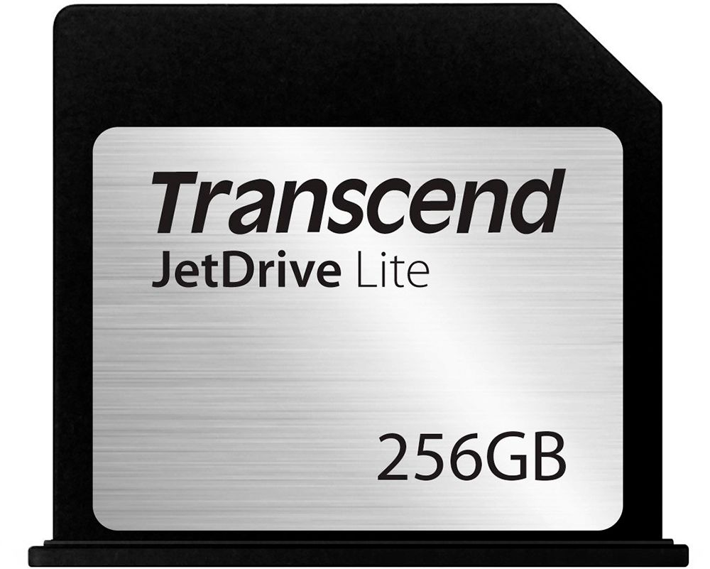 Карта памяти 256Gb - Transcend JetDrive Lite TS256GJDL130
