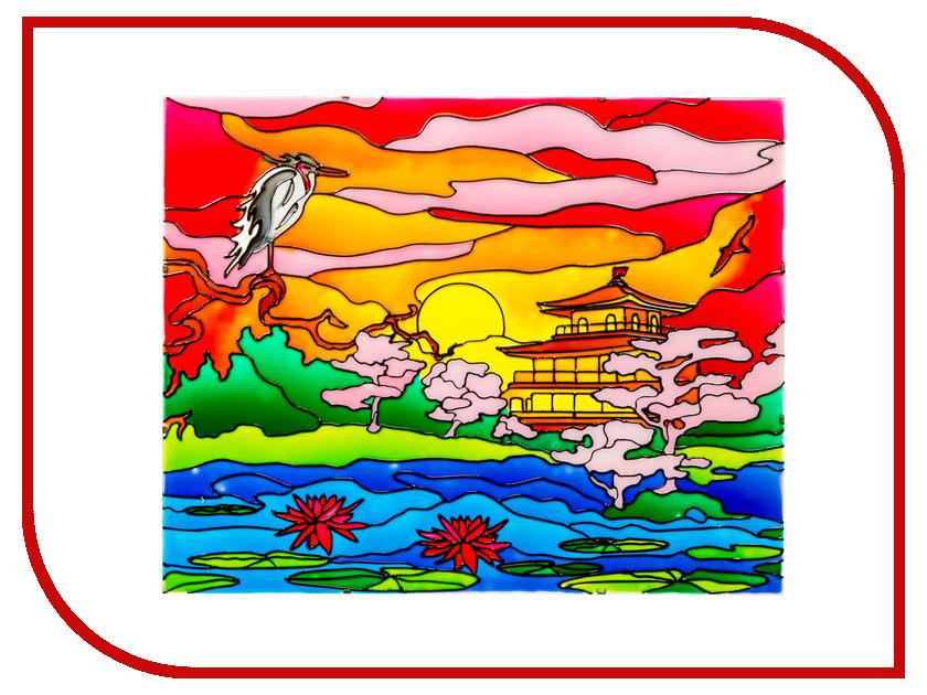 Набор Искусство витража Витражная картина Япония ривера летельер эрнан искусство воскрешения