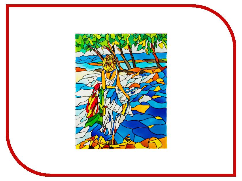 Набор Искусство витража Витражная картина Море ривера летельер эрнан искусство воскрешения