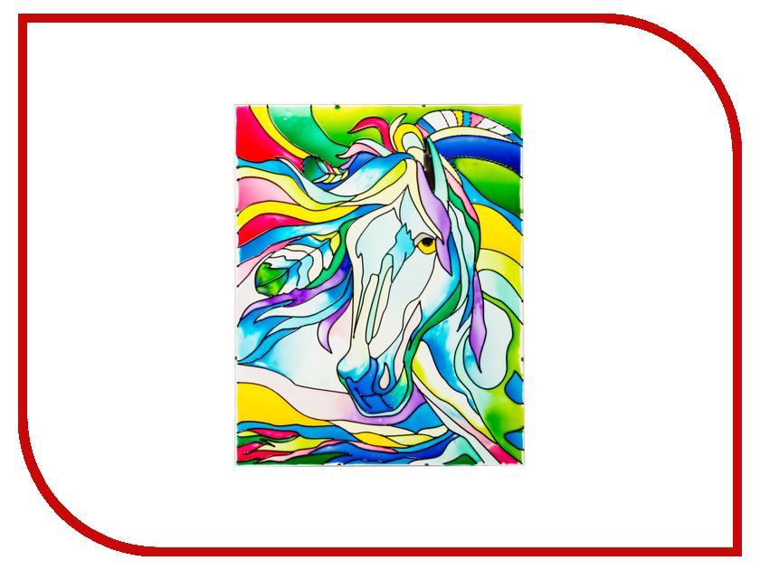 Набор Искусство витража Витражная картина Лошадь ривера летельер эрнан искусство воскрешения