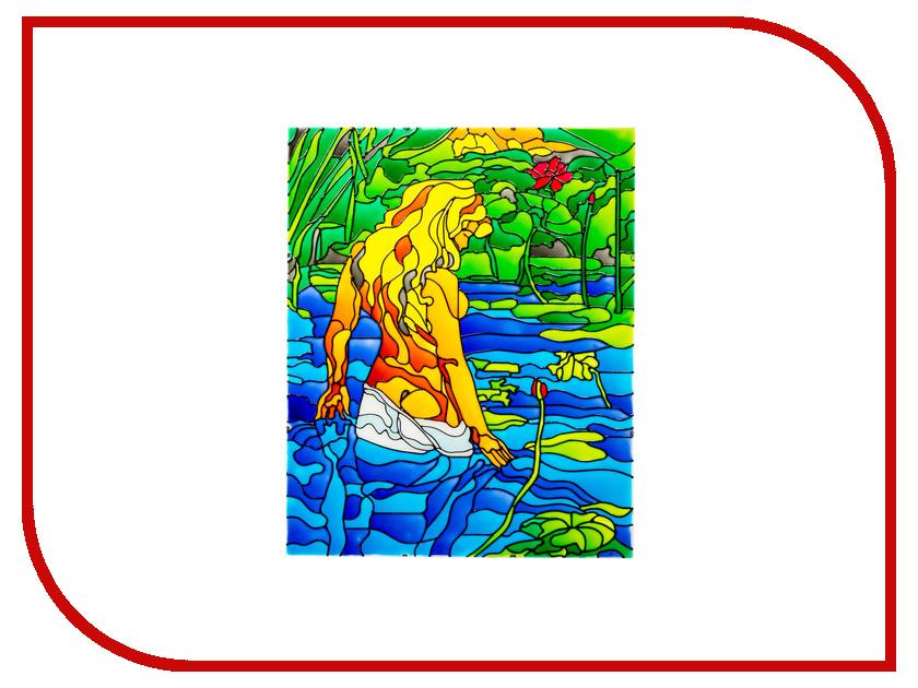 Набор Искусство витража Витражная картина Купание ривера летельер эрнан искусство воскрешения