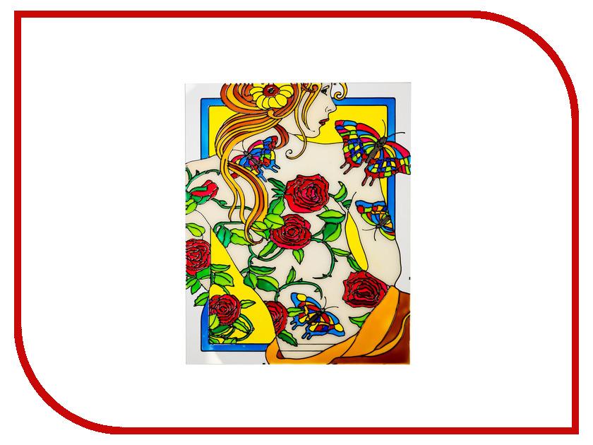 Набор Искусство витража Витражная картина Бабочки ривера летельер эрнан искусство воскрешения