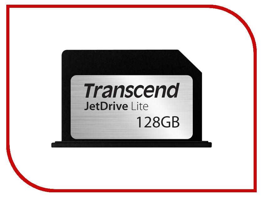 Карта памяти 128Gb - Transcend JetDrive Lite 330 TS128GJDL330 для Macbook Pro Retina 13