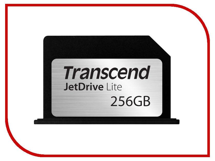 Карта памяти 256Gb - Transcend JetDrive Lite 330 TS256GJDL330 для MacBook Pro Retina 13 samsung 850 pro 256 гбайт