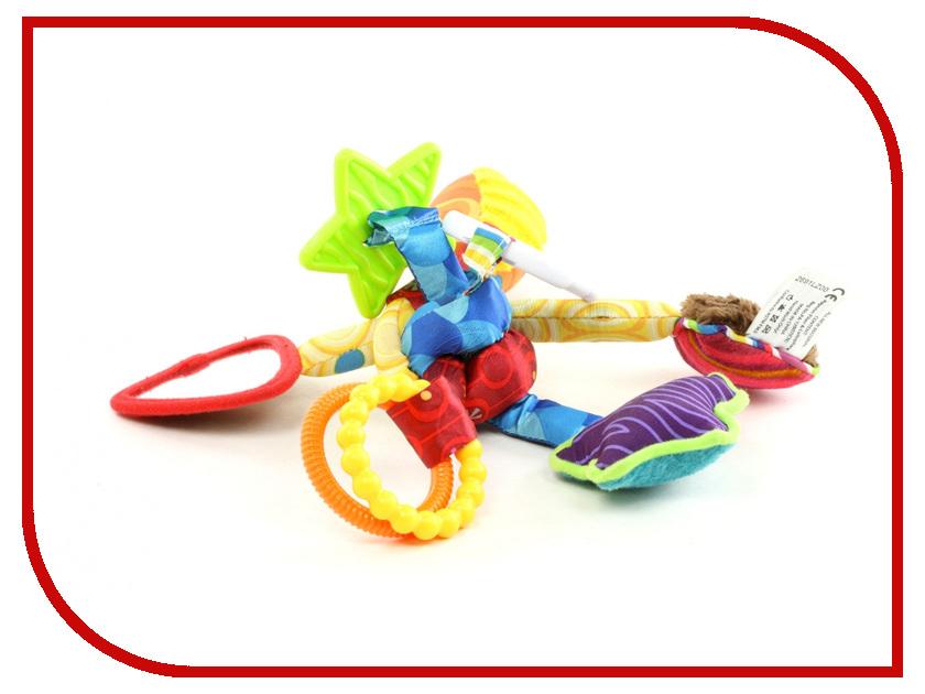 Игрушка Tomy Lamaze Активный узелок LC27128 игрушка tomy lamaze собачка пиппи то27625