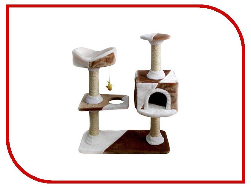 Место для отдыха Fauna International FICP-163 Camila 73x40x105cm для кошек Beige Brown 55989 handbook of international economics 3