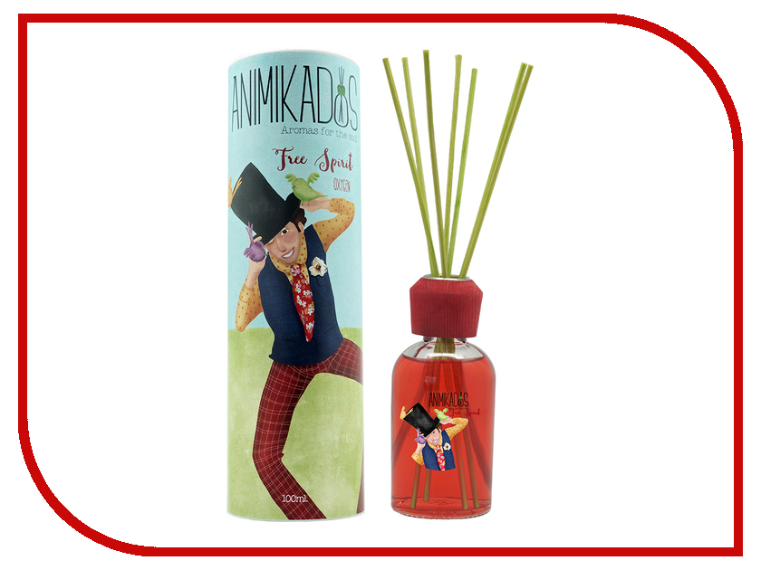 Благовоние Ambientair Free Spirit Animikados 100ml MK100GDAMGB