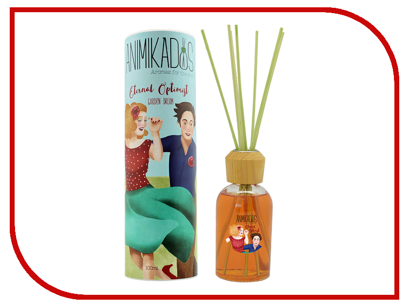 Благовоние Ambientair Eternal Optimist Animikados 100ml MK100GCAMGB