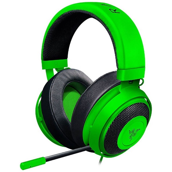Razer Kraken Pro V2 Oval Green RZ04-02050600-R3M1 цена