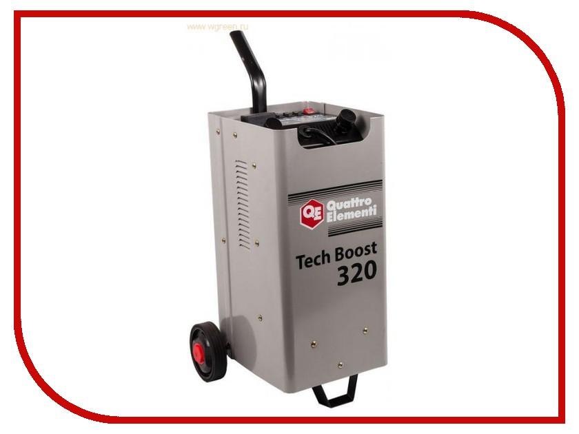Устройство Quattro Elementi Tech Boost 320 771-442 мойка высокого давления quattro elementi