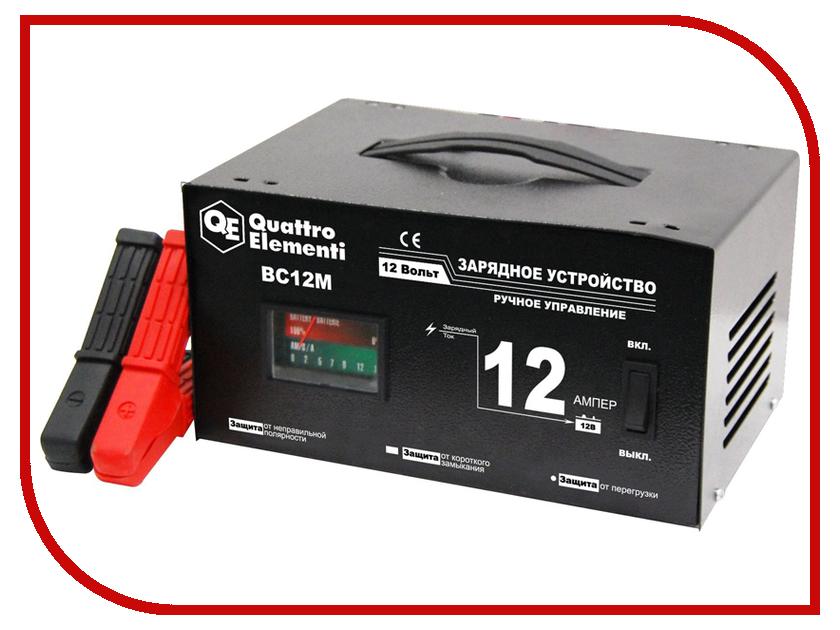 Устройство Quattro Elementi BC 12M 770-094 мойка высокого давления quattro elementi