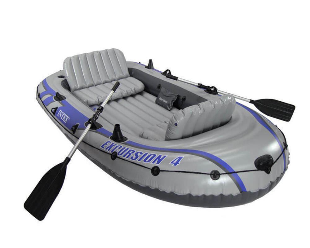 Лодка Intex Excursion 4 Set 315x165x43cm 68324