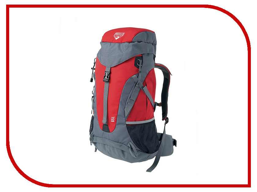 Рюкзак BestWay Dura-Trek 65L 68030 рюкзак caribee trek цвет черный 32 л