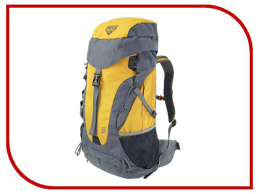 Рюкзак BestWay Dura-Trek 65L Yellow 68031 рюкзак caribee trek цвет черный 32 л