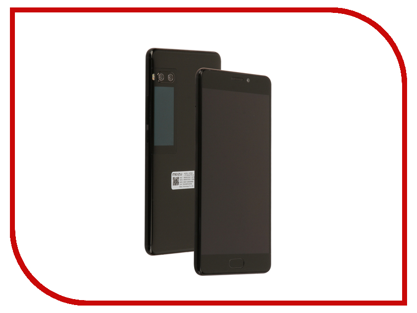 Сотовый телефон Meizu Pro 7 Plus 128Gb Space Black смартфон meizu pro7 plus 128gb 6gb space black m793h
