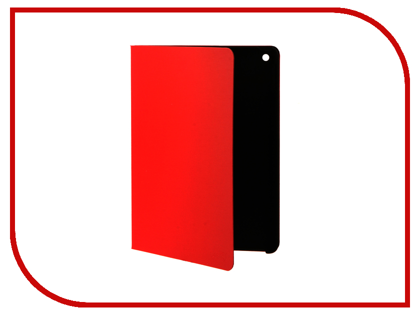 Аксессуар Чехол LAB.C Slim Fit для iPad 9.7 2017 Red LABC-420-RD