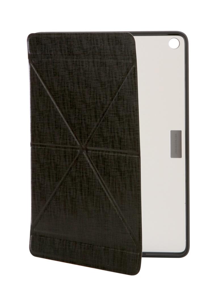 Аксессуар Чехол Moshi для APPLE iPad 9.7 2017 VersaCover Black 99MO056004 сумка moshi aerio lite для ipad и других планшетов материал хлопок полиэстер цвет синий