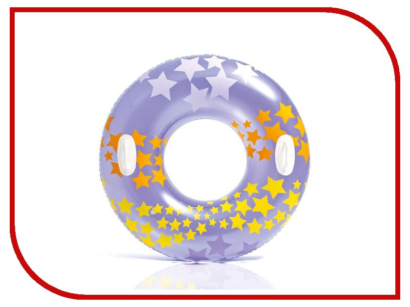 Купить Надувной круг Intex Яркие звезды 59256