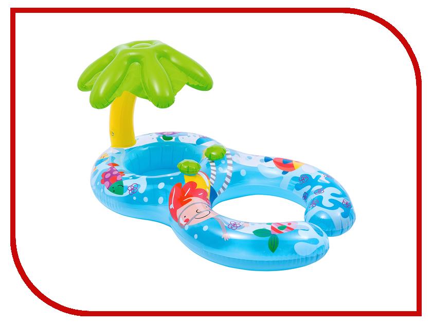 Купить Надувной круг Intex 117x75cm 56590