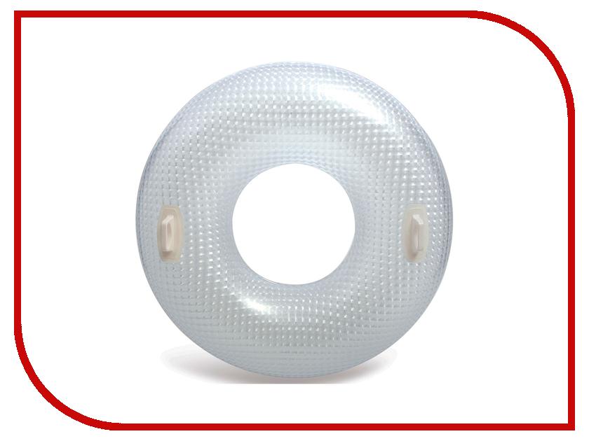 Надувной круг Intex Кристалл 56264 надувной круг d61см от 6 до 10 лет intex
