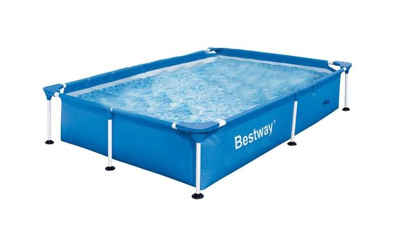 Чаша для каркасного бассейна BestWay Splash 221x150x43cm 56040ASS11