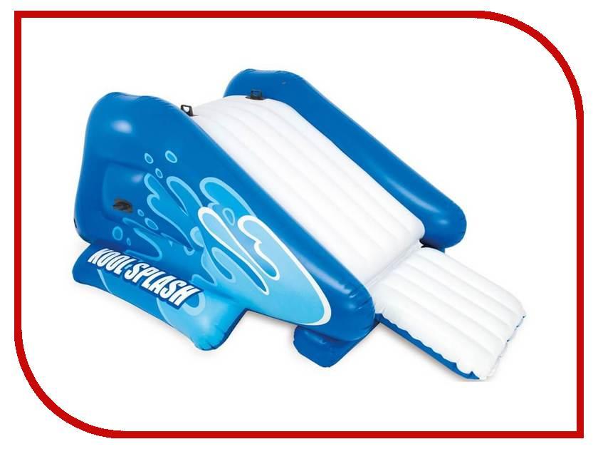 Надувная игрушка Intex Горка надувная 333x206x117cm 58849 intex надувная лодка explorer pro 300 intex