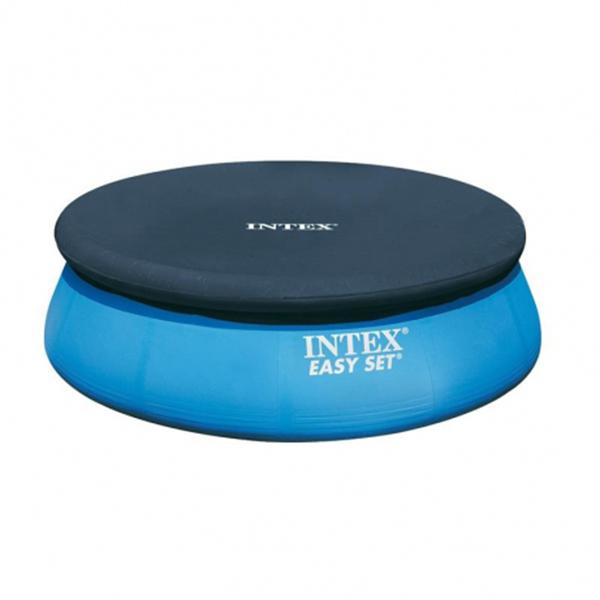 Тент Intex Easy Set 396cm 28026 цена и фото