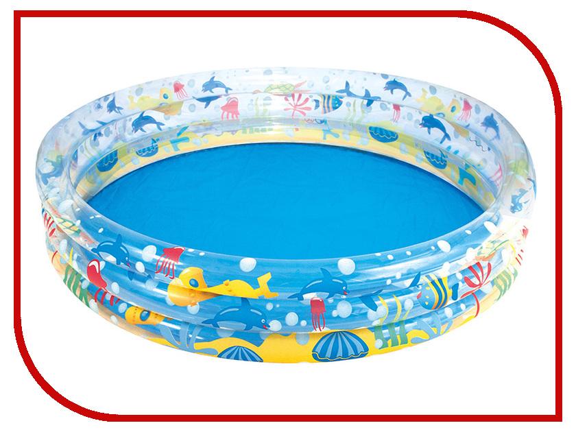 Детский бассейн BestWay Подводный мир 152x30cm 51004 бассейн надувной bestway подводный мир 51005 183х33см