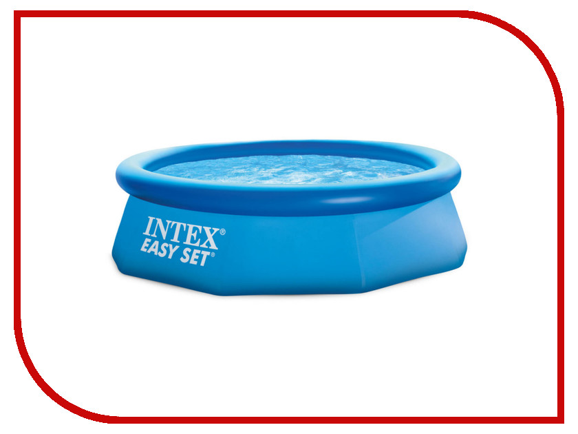 28110  Детский бассейн Intex Easy Set 244x76cm 28110