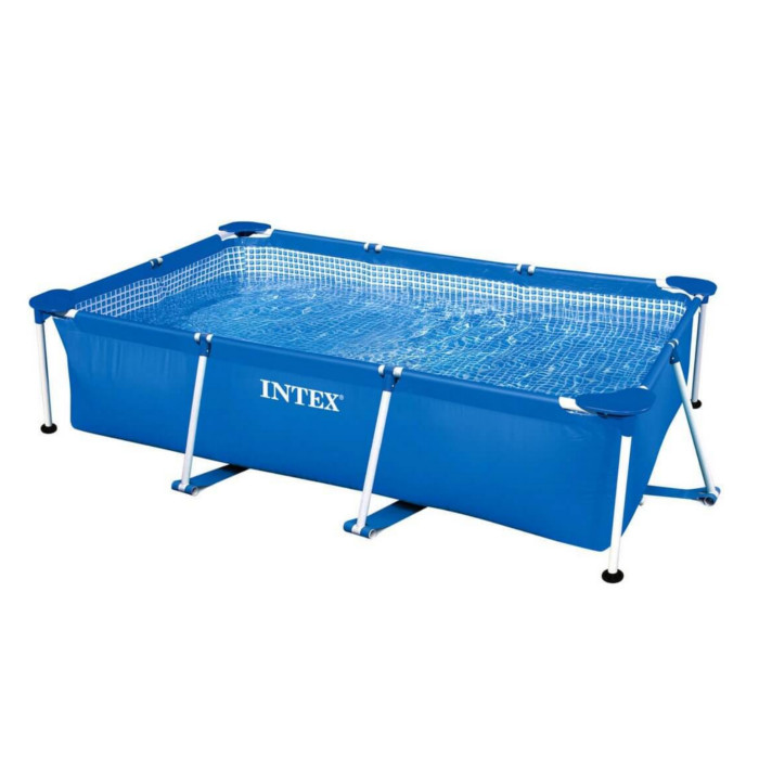 Бассейн Intex Rectangular Frame 220x150x60cm 28270