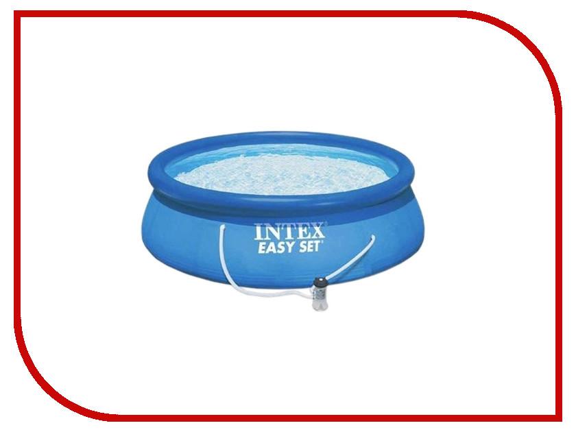 Детский бассейн Intex Easy Set 244x76cm 28112 надувной бассейн intex 28112