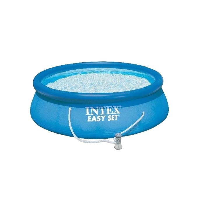 бассейн intex easy set 305х76см 28122 Детский бассейн Intex Easy Set 305x76cm 28122