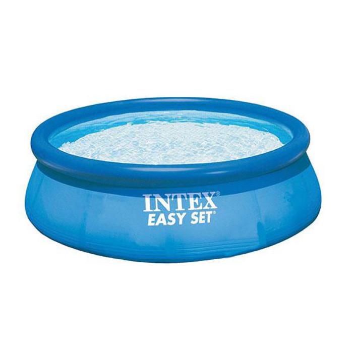 Детский бассейн Intex Easy Set 396x84cm 28143