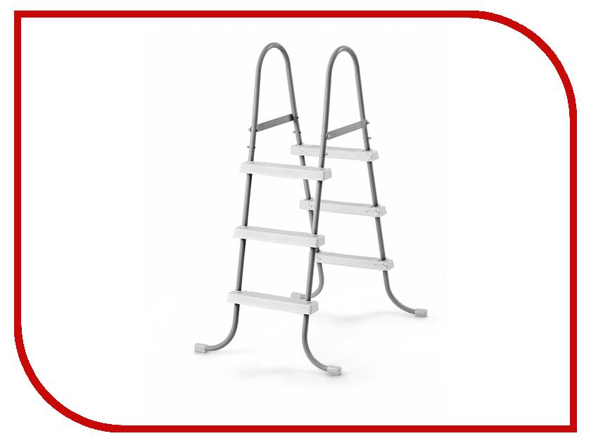 Лестница Intex 91cm 28056 кровать comfort plush 152х203х56см со встроенным насосом 220в intex 64418