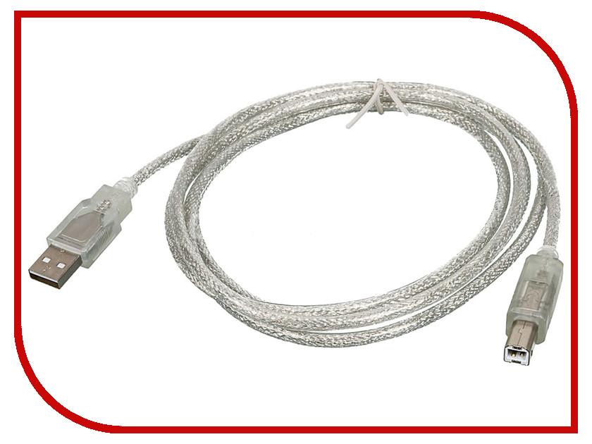 купить Аксессуар Ningbo USB - USB 1.8m Transparent USB2.0-AM-BM-FH недорого