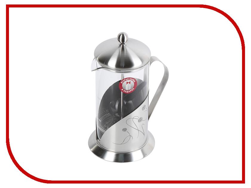 Френч-пресс Rondell 600ml RDS-101 Tasse чайник заварочный rondell tasse rds 101 0 6л
