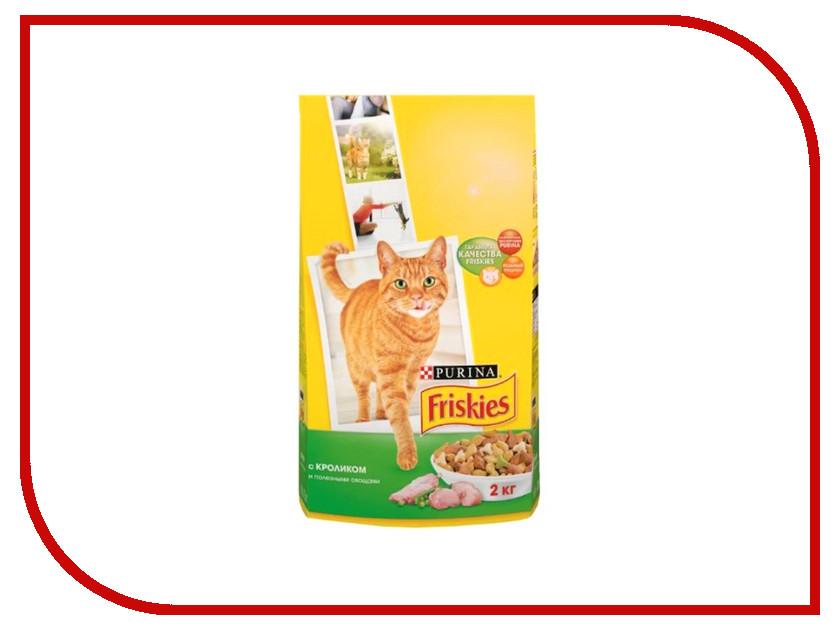 Корм Friskies Adult Кролик с полезными овощами 2kg для кошек 12053625 купить бутылки декоративные с овощами