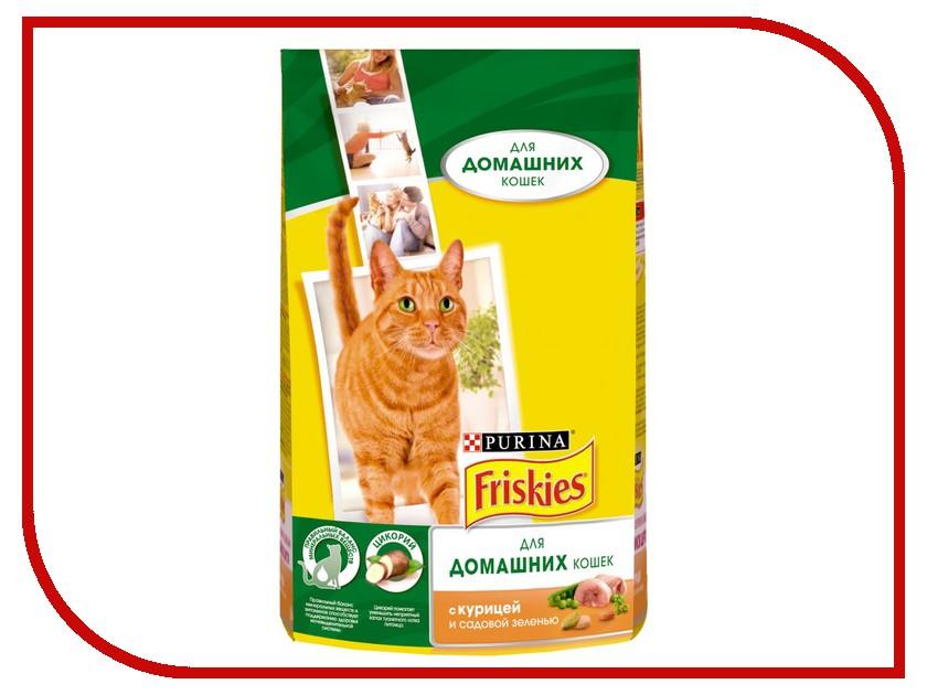 Корм Friskies Indoor Курица садовая зелень 1.5kg для кошек 12274330 садовая химия