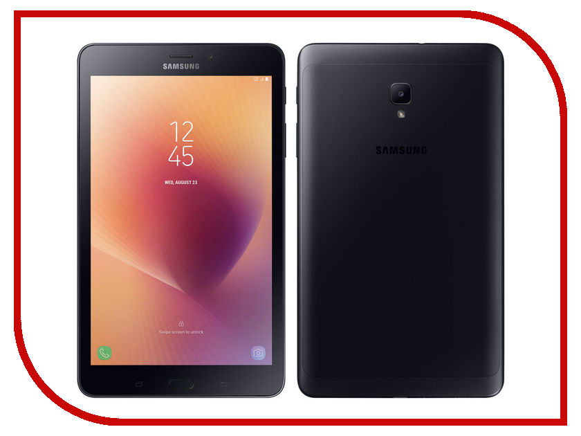 Планшет Samsung Galaxy Tab A 8.0 SM-T385 16Gb Black