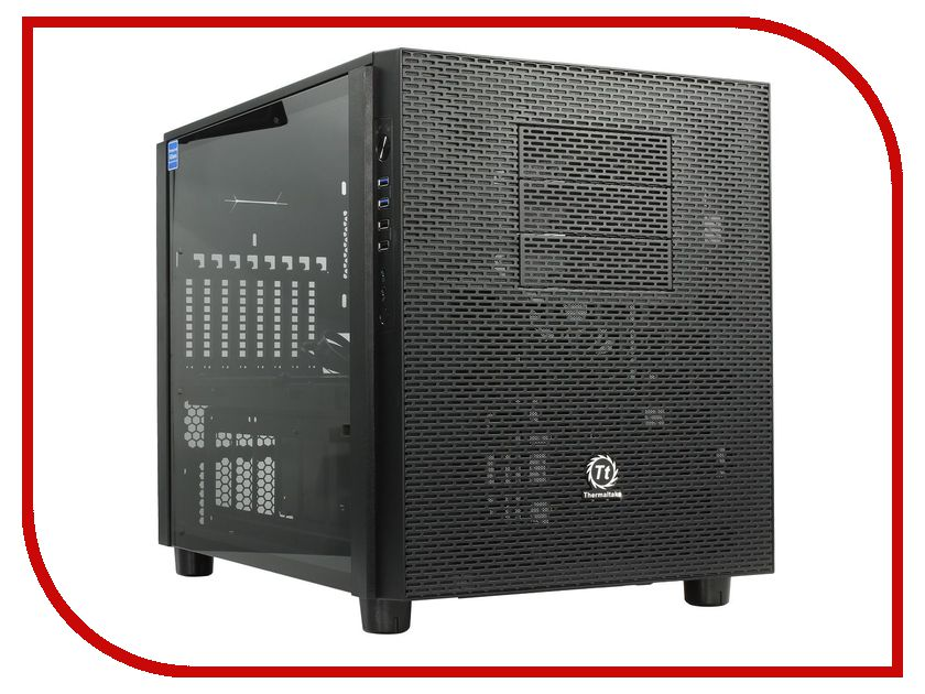 все цены на Корпус Thermaltake Core X5 CA-1E8-00M1WN-02 Black онлайн