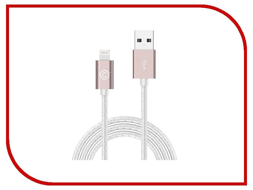 для iPhone/iPad/iPod LABC-511-RG  Аксессуар LAB.C USB - Lightning 1.8m Pink LABC-511-RG